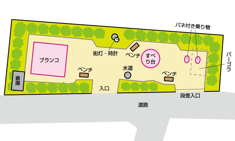 生田6丁目公園