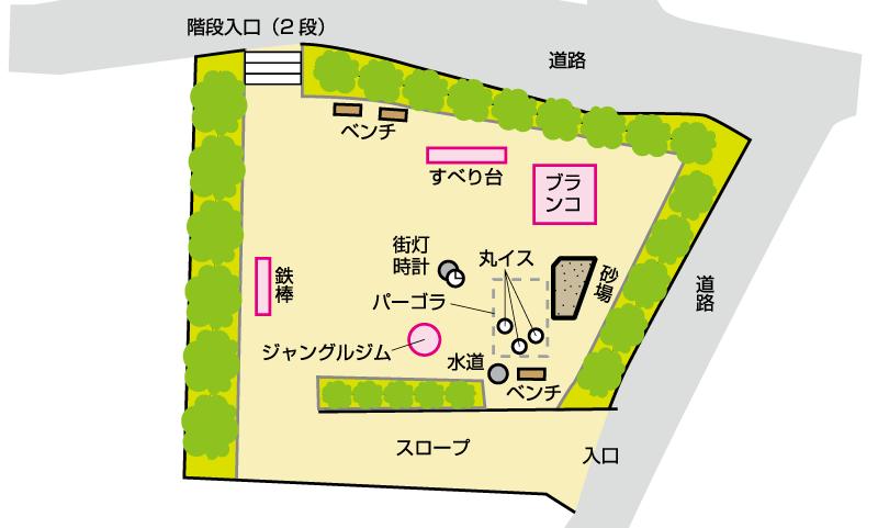 南生田2丁目公園