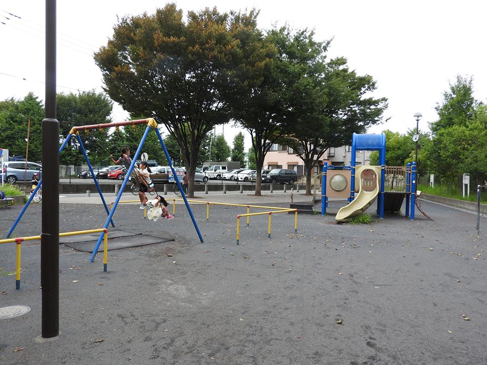 宿河原わんぱく公園