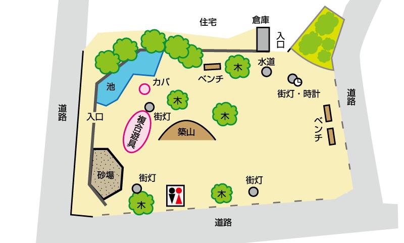 中野島中央公園