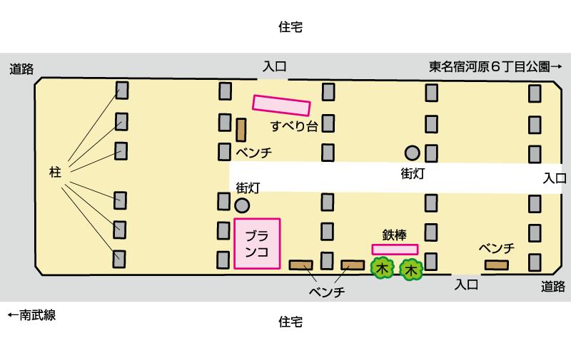 東名宿河原公園