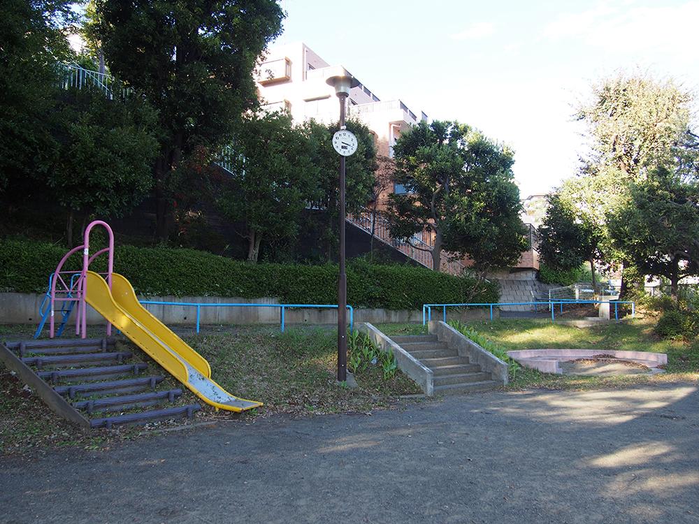 生田北大作公園