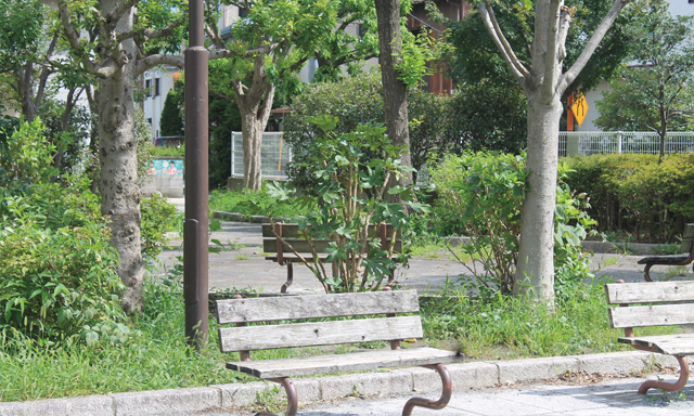 菅芝間公園