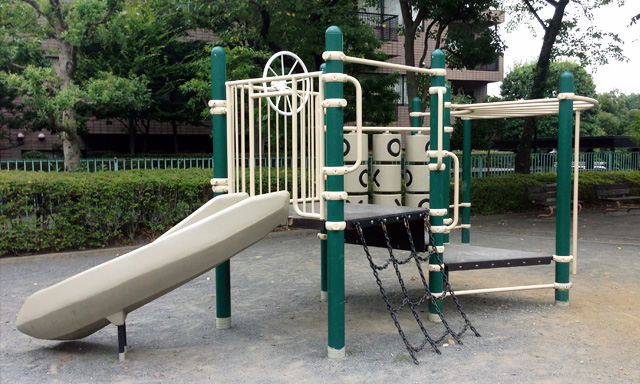 生田山手公園