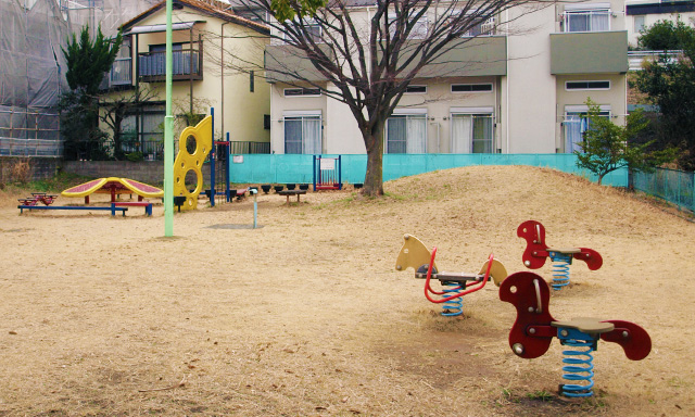 三田1丁目公園