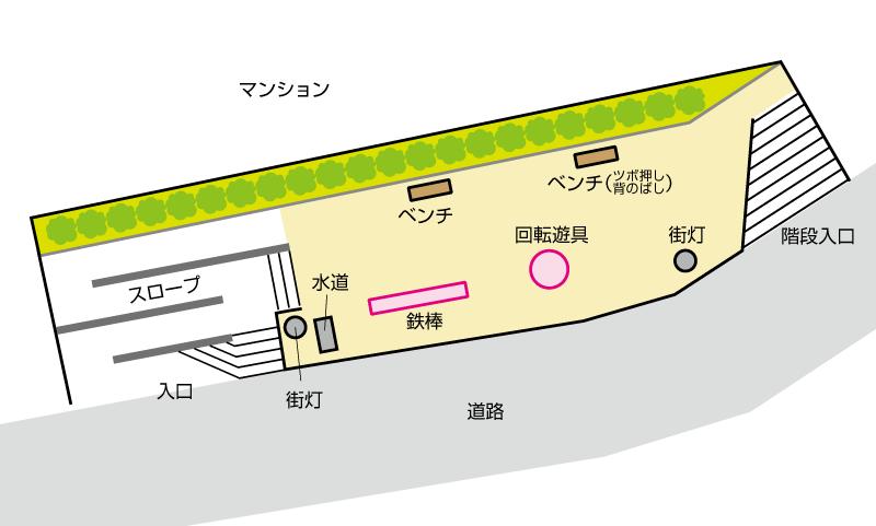 枡形6丁目稲ノ目公園