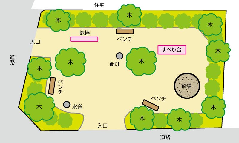 生田おし沼公園