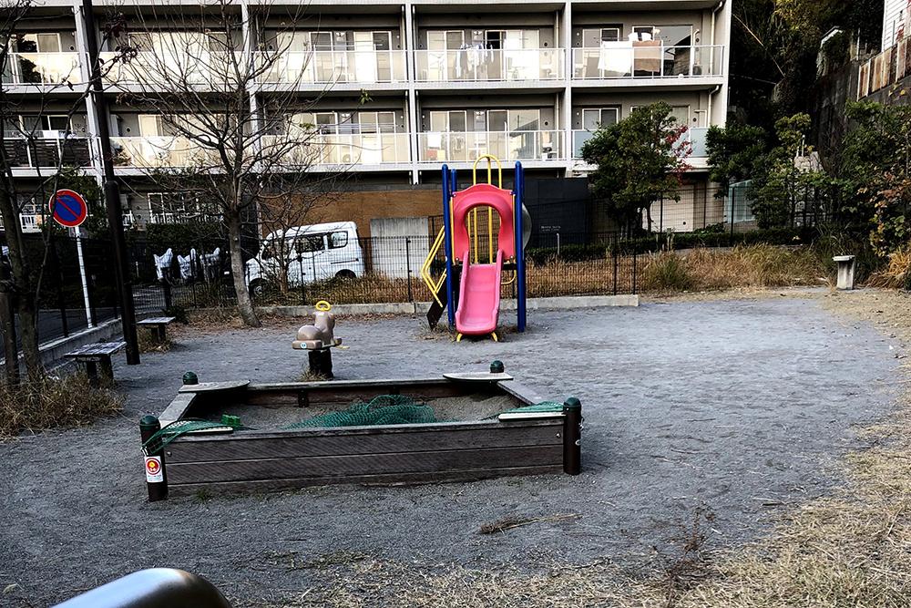 生田8丁目五段田公園